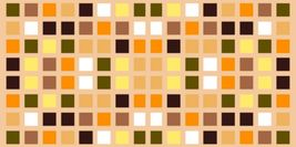 "Latch Hook Pattern Chart: READICUT #164 Squares 27"" x 54"" - EMAIL2u - $6.95"