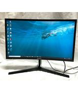 """Samsung - Odyssey CRG5 series 24"""" LED Curved FHD FreeSync Monitor - LOCA... - $163.51"""