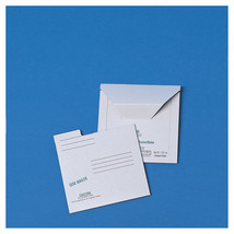 Quality Park Redi-File Disk Pocket Mailer 5 34x 5 34 Recycled, WH, 2 PKS... - $16.61