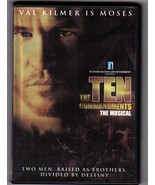 FREEBIE WITH PURCHASE> The Ten Commandments the Musical (DVD) - Val Kilmer - $0.00