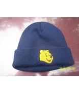 Winnie Pooh knit hat toddler size - $2.00