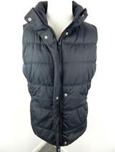 GAP Women's Warmest Vest True Black Size M Medium - $18.50