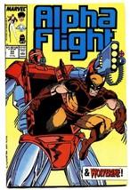 Alpha Flight #53-MARVEL COMICS-MUTANTS!-JIM Lee Comic Book - $18.92