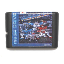 Probotector only support PAL 16-Bit Sega Genesis Mega Drive Game  - $8.99