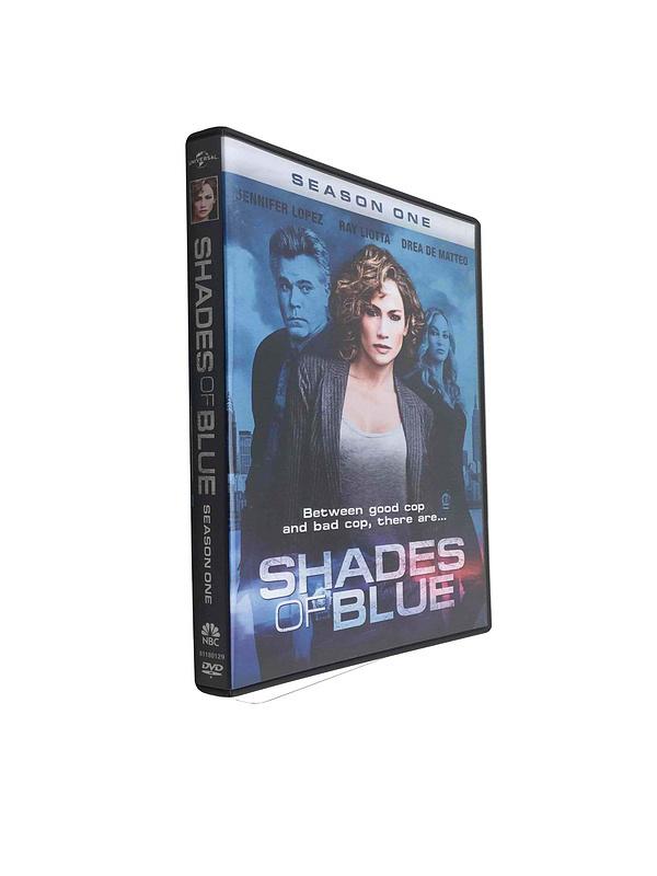 Shades of Blue Season 1 DVD Box Set 3 Disc Free Shipping