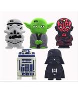 2016 3D Cartoon star wars Alien Soft case For iphone 4 4s/5 5s 6 6s/6plu... - $8.50