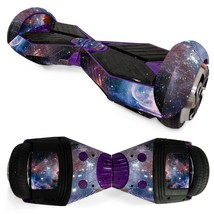 Galaxy Stars  overboard hoverboard 6.5 inch decal skin - $25.00