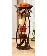 Dog Candle On a Rope Holder with Harmony Candle on Rope - $42.00