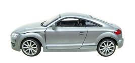 Motormax 2007 Audi TT 1:18 Diecast Car - $32.18