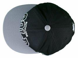 Gold M.V.P. Ruthless Beebull Black/Grey Starter Snapback Baseball Cap Hat NWT image 3