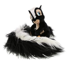 """disney parks flower 12"""" long tail scarf plush new with tags - $40.52"""