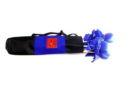 Two Bros Bows Cobalt Blue Quiver Bag with Strap Archery Toy Accessory - $16.99