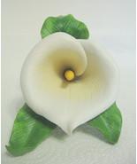 Lenox Calla Lilly Porcelain Figurine 1990 - $35.63