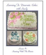 Learning To Decorate Cakes With Sauly #1 (DVD 2009) - $39.19