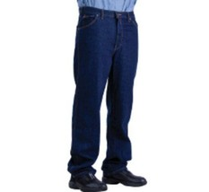 Dickies Classic Fit Prewashed Blue Jeans In Waist Sizes 52 to 56 with 32... - $29.75