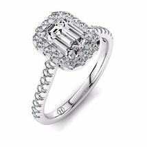 Round Brilliant Cut Diamonds Engagement Ring - $896.00