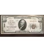 Reproduction $10 1929 1st National Bank Of Albert Lea, MN Hamilton Banknote - $2.96