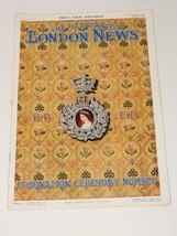 The Illustrated London News ~ June 6, 1953 ~ Coronation Ceremony Number - £14.66 GBP