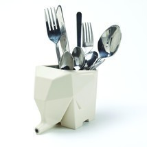 Home Original Design Gifts Dry Cutlery Elephant kitchen Bath Storage Too... - $29.00