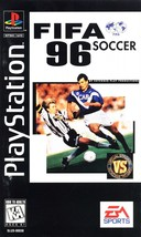 FIFA Soccer 96 PS1 Great Condition Fast Shipping - $11.64