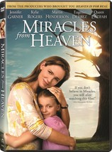 MIRACLES FROM HEAVEN - DVD