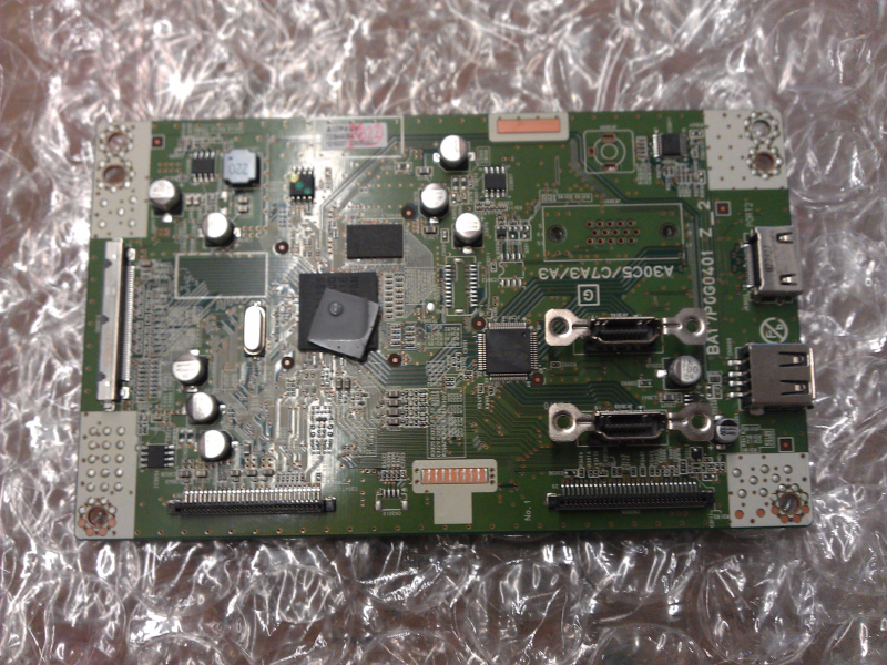 A17P1MMA-005 A17PHUH Digital Main Board From Emerson LC401EM3F DS1 LCD TV