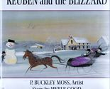 Reuben and the blizzard amish family p. buckley moss hardcover thumb155 crop