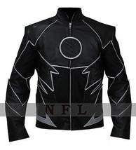 Teddy Sears Hunter Zolomon Flash Zoom Leather Jacket - BNWT - $99.99