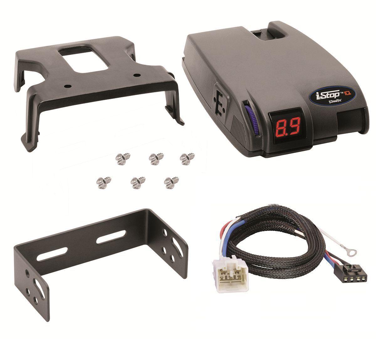 Toyota Trailer Wiring Bracket Real Diagram Box Harness 2014 2016 4runner Draw Tite Brake Control Plug Gm