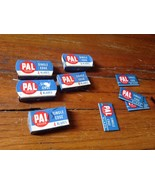 Vintage 5 4 pack PAL Precision ground Single Ed... - $19.99