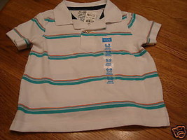 Boys The Children's Place 6-9 mos Polo shirt NWT NEW baby months - $4.94