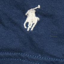 Polo Ralph Lauren Men's Navy Blue Classic Fit Crew Neck Cotton T-Shirt Size L image 3