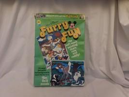 Walt Disney Furry Fun Soft Touch Painting Kit Vintage - $24.84