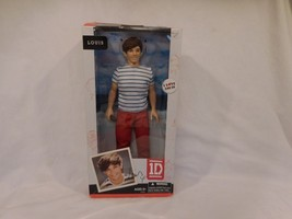 1D One Direction Louis Tomlinson Collector Doll - Video Collection - NIB - $11.21