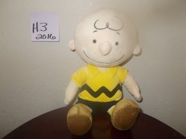 Charlie Brown Peanuts Stuffed Plush, Kohls - $9.99