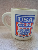 Vintage Campbell's Soup USA Figure Skating Team Mug - $8.99