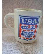 Vintage Campbell's Soup USA Figure Skating Team Mug - $8.99