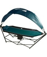 Canopy Portable Bed Travel Camping Hiking Outdo... - £134.29 GBP