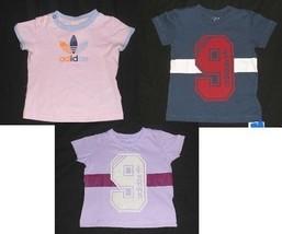 Adidas Infant Girls Toddler Girls Purple T-shirt infant girls tops 6M,9M... - $11.04
