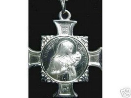 NICE 1029 Saint Teresa of Liseux charm Jewelry Jesus Cross - $29.15