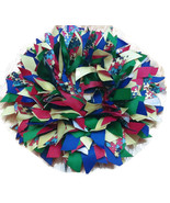 "AUTISM AWARENESS   13"" Ribbon Wreath Custom Made For Each Individual - $30.00"