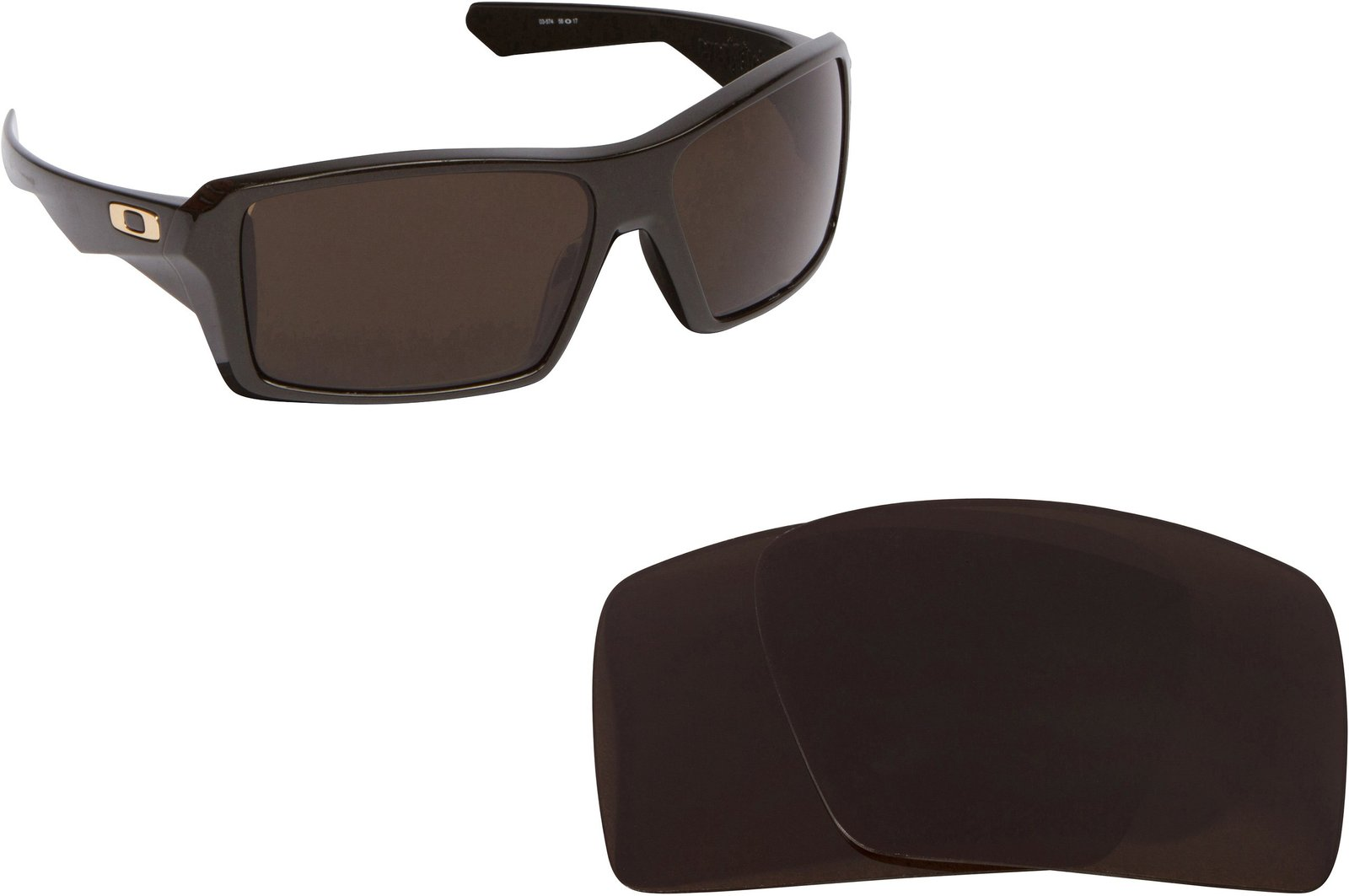 2b9251770b Oakley Eyepatch 2 Tortoise Polarised Sunglasses