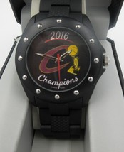 Game Time Men's NBA CHAMPIONS Watch Cleveland Cavaliers New In Box - $92.57