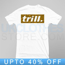Trill Hype Kings Trapstar Obey Wasted Youth Rap Comme Rap T Shirt - $20.10