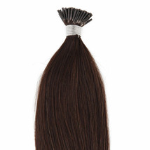 """18"""",22"""" 100grs,100s,I Tip (Stick Tip) Fusion Remy Human Hair Extensions #2 - $98.99+"""