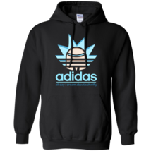 Adidas All Day I Dream About Schwifty - Rick and Morty Pullover Hoodie 8 oz. - $37.95+