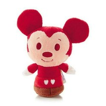 Hallmark itty bitty bittys Valentines Happy Hearts Mickey - Limited Edit... - £31.37 GBP