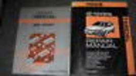 1998 Toyota Tercel Servizio Negozio Riparazione Manuale Set Fabbrica W E... - $166.31