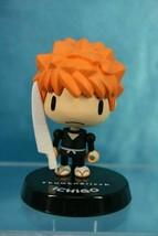 Bandai Bleach Thumbnailook Trading Mini Figure Kurosaki Ichigo A - $24.99