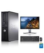 Dell Computer 3.0 GHz PC 4GB RAM 1 TB HDD Windows 10 - $266.76